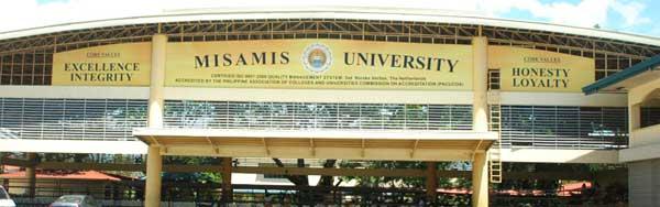 misamis university certification