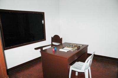 Interrogation polygraphroom