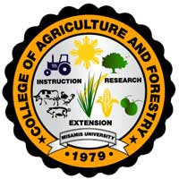 college of agriculture and forestry