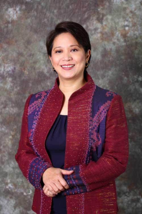 Dr. Karen Belina Feliciano De Leon, Misamis University President