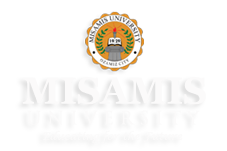 misamis university official logo