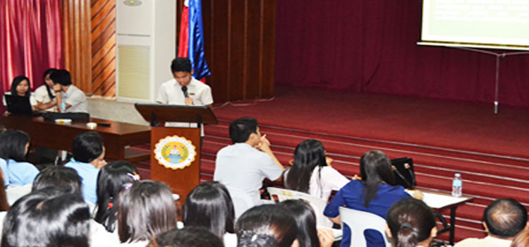 CAS Research Festival Promotes an Active Research Culture for Misamis University