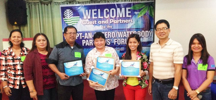 ESTERO Program of Misamis University was recognized for its environmental endeavors