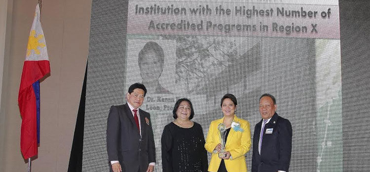 Ending 2014 with PACUCOA Award for Quality Education