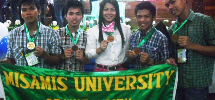 MISAMIS UNIVERSITY JOINS 6th Region 10 Congress of NORMINFAS
