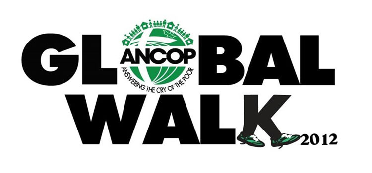 MISAMIS UNIVERSITY joined the 2013 CFC ANCOP GLOBAL WALK