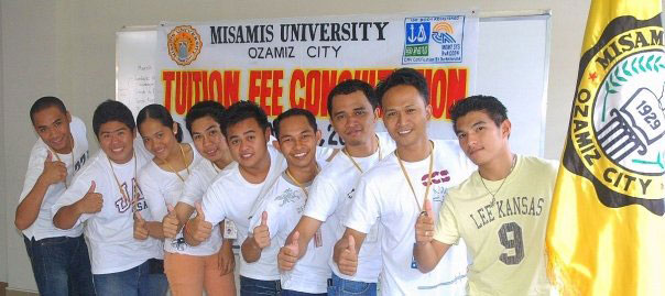 MU Inducts CSC, Department Officers