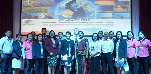 MU Successfully Hosts the International Conference on Biodiversity and Climate Change (IConBaCC ) 2018