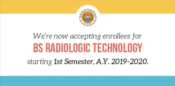 MU is Now Accepting Enrolees for BS Rad Tech
