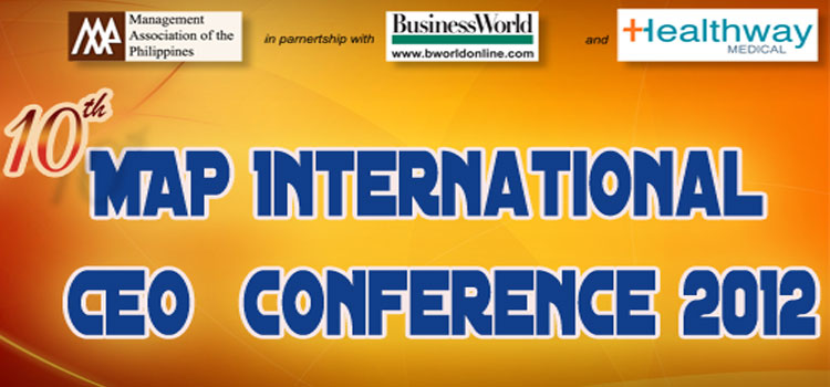 The 10th MAP International CEO Conference