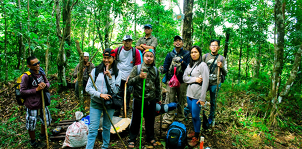 The Department of Environment  and Natural  Resources (DENR) tapped  Misamis University   to conduct Biodiversity Assessment and Monitoring  of Terrestrial Ecosystems ( BAMS)  in Mt. Malindang Range Natural Park