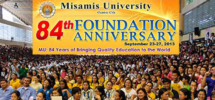 The celebration of the 84th Foundation Anniversary