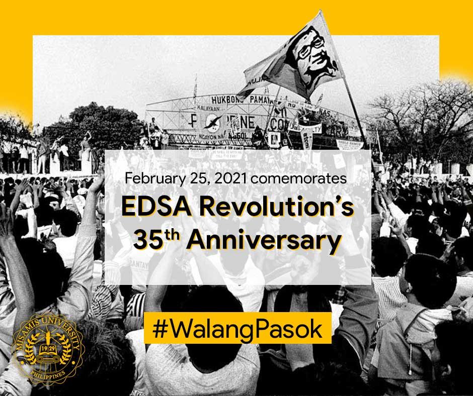 #WalangPasok on February 25, 2021