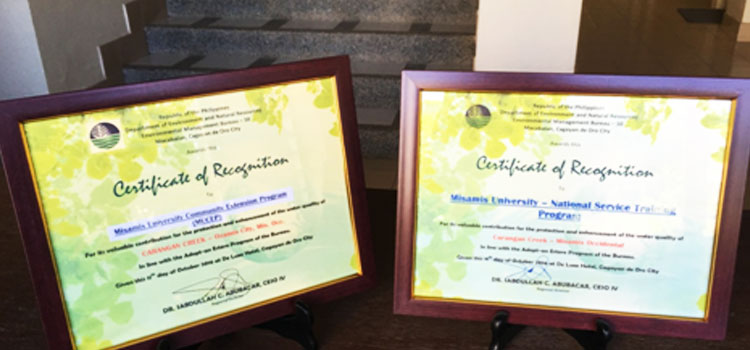Environmental Concern Recognition for Misamis University
