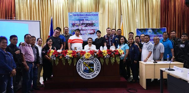 Iligan Bay Alliance of Misamis Occidental (IBAMO) Partners with Misamis University to Protect Marine Waters