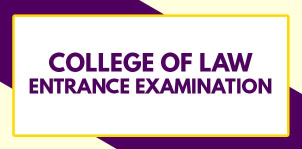 MU College of Law Entrance Examination