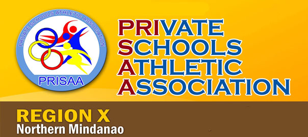Misamis University Bagged PRISAA Gold Medals