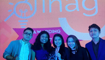 Misamis University wins in the BPI SINAG U Competition