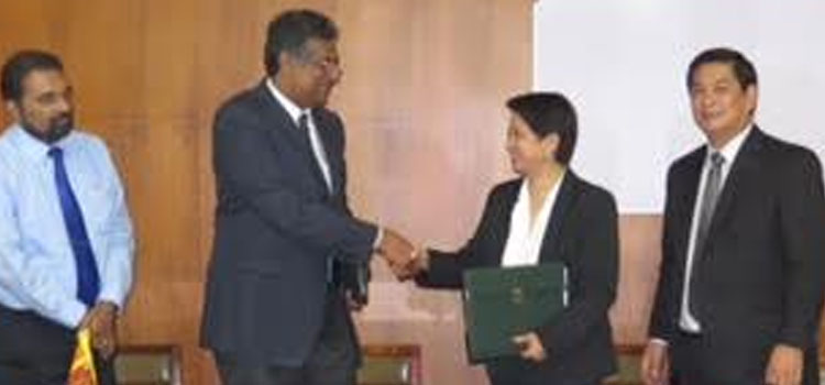 MOU SIGNING with INTERNATIONAL PARTNERS