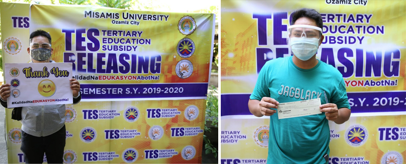 Misamis University Releases TES to Over 2,000 Students