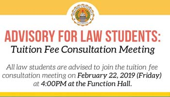 Advisory for Law Students