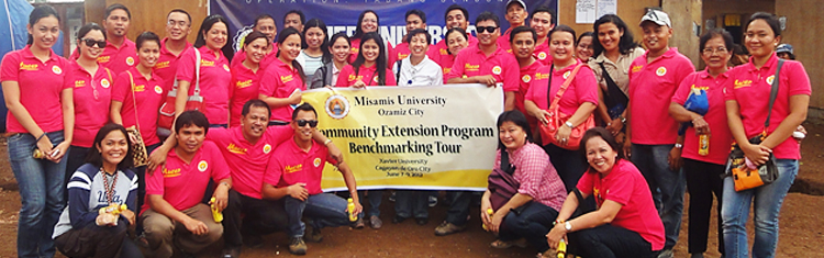 misamis university community extension program