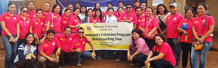 misamis university community extension program