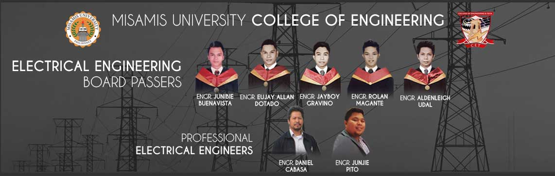 Misamis University Electrical Passers 2018
