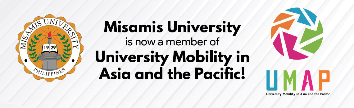 Misamis University is now a member of University in Asia and the Pacific