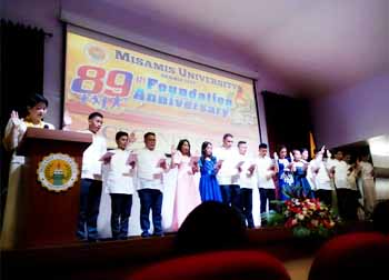 misamis university Central Student Council