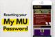 #EstudyanTIPS: How to Reset your MyMU Password
