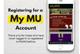 #EstudyanTIPS: How to Register for a MyMU Account
